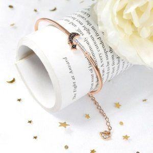 SWAROVSKI SYMBOL bracelet rose gold